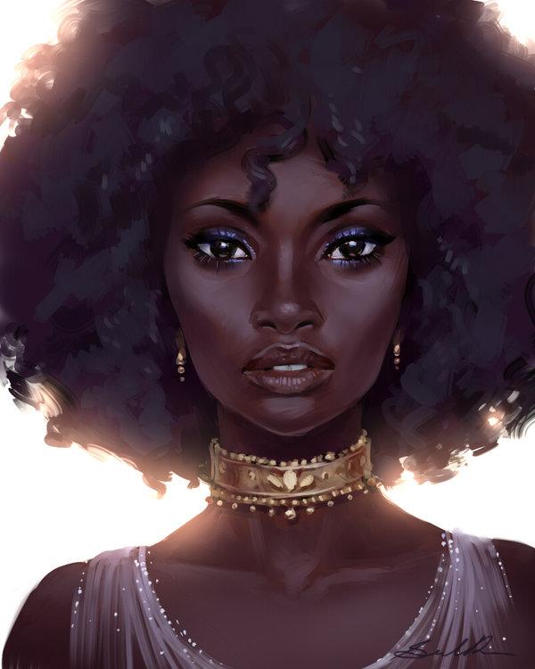 black_beauty__speed_paint__by_selenada-da8zafd